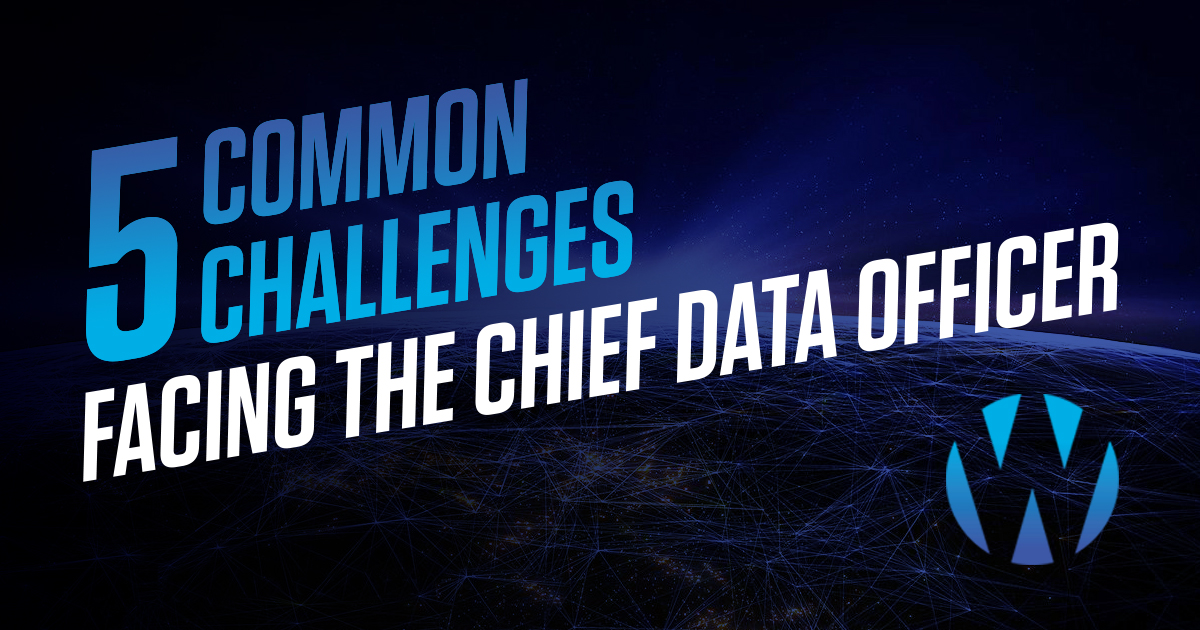 Challenges Facing Chief Data officers