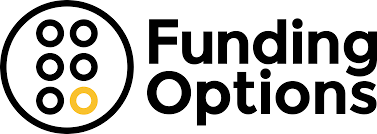 Funding options B2B Fintech Logo