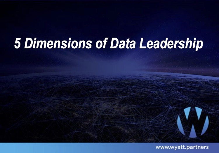 Data Leadership competencies