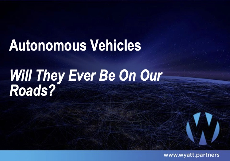 Autonomous Vehicles - Data Scientists trying to make it happen!