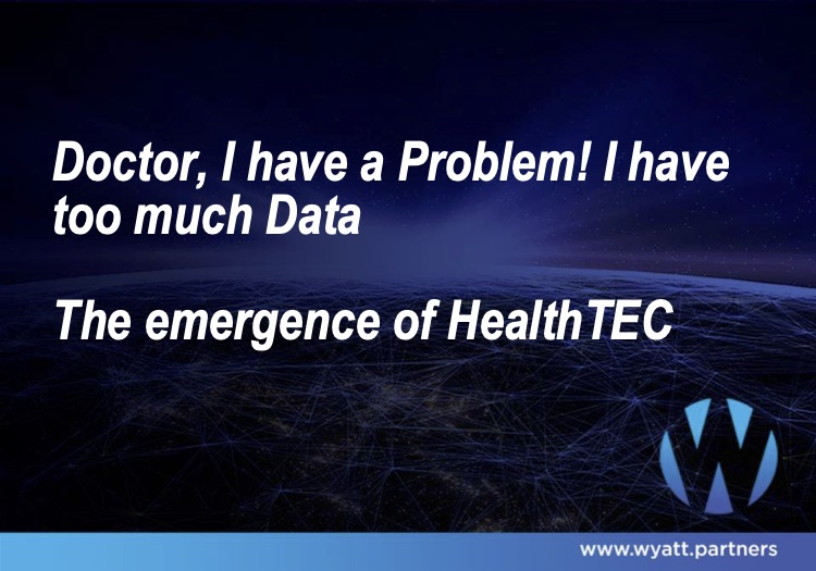 HealthTEC title image - Doctor I have a problem